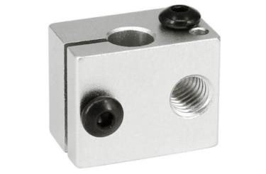 Heater block 20x16x12mm