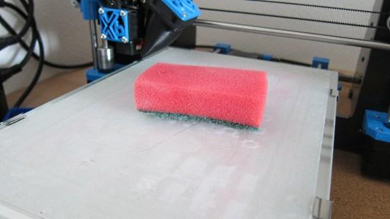 Jak čistit tiskovou podložku 3D tiskárna Xb1 od Xb printers