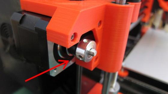 Xb1 od Xb printers povolená kladka