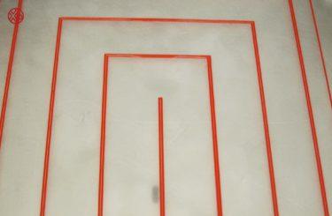 Obrazec pro kalibraci tiskové podložky