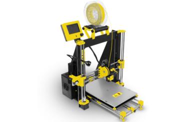 3D tiskárna Xb1 žlutá